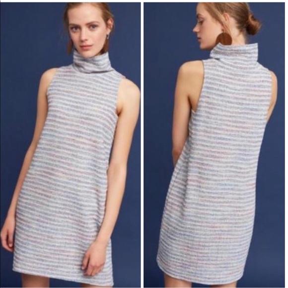 c8d431a64952 Anthropologie Dresses | Akemi Kin Mock Neck Tunic Dress Nwt Size Xl ...